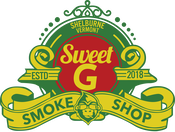 Sweet G Smoke Shop logo